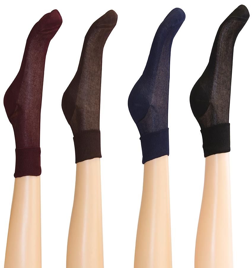 100% Cotton Comfort Top Sock